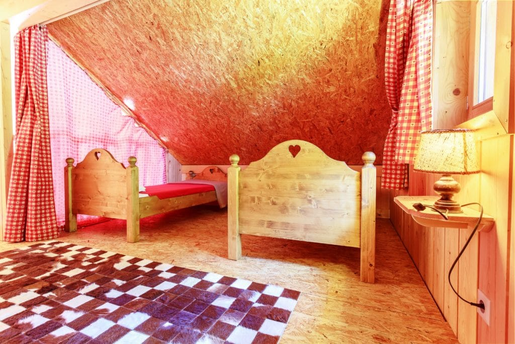 Chalets 3 chambres